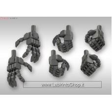 Kotobukiya Hand Unit MB40 Wild Hand (Plastic model)