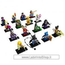 Lego Minifigure Serie DC - completa