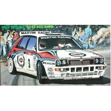 Hasegawa 1/24 CR15 Lancia Super Delta 92 WRC Champion 25015