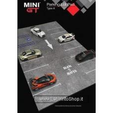 Tsm Model - 1/64 Mini GT Parking Lot Pad Type A