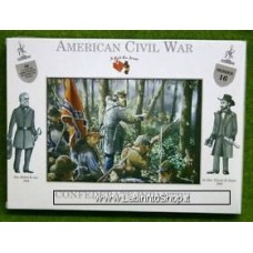 A Call to Arms American Civil War Confederate Infantry 1/32
