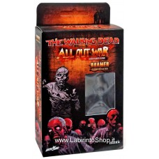 The Walking Dead Walking Dead All Out War Miniature Game Roamer Game Booster