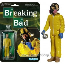 Breaking Bad Walter White Cook ReAction 3 3 4-Inch Retro Action Figure