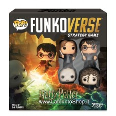 Harry Potter Funkoverse Board Game 4 Character Base Set