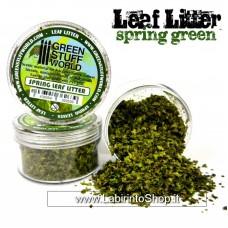 Green Stuff World Spring Leaf Litter