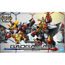 SD Cross Silhouette Gaogaigar (SD) (Plastic model)
