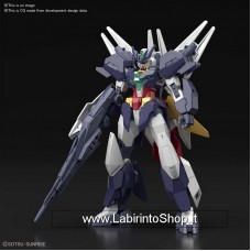 Hgbdr Gundam Uraven 1/144 Plastic Model Kit