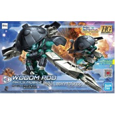 Hgbdr Vodom Pod 1/144 Plastic Model Kit