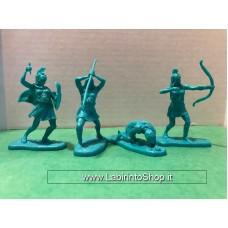 Lod 1/32 The Amazons Figure Set 15