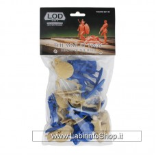 Lod 1/32 The War at Troy – Heroes of the Iliad Figure Set 3