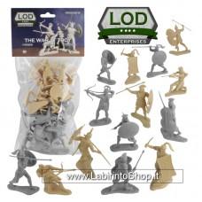 Lod 1/32 The War at Troy - Figure Set 1