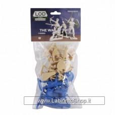 Lod 1/32 The War at Troy - Figure Set 1 - Greeks