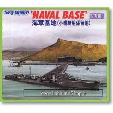 Naval Base (Plastic model) 1/700