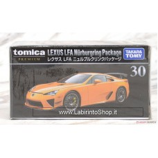 Takara Tomy - Tomica Premium No.30 Lexus LFA Nurburgring Package (Tomica)