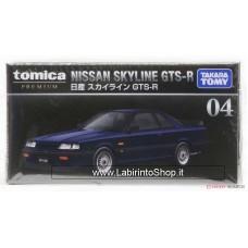 Takara Tomy - Tomica Premium 04 Nissan Skyline GTS-R (Tomica)
