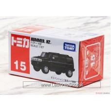Takara Tomy - No.015 Hummer H2 (Tomica)
