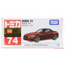 Takara Tomy - No.74 BMW Z4 (Box) (Tomica)
