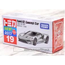 Takara Tomy - No.19 Ford GT (Box) (Tomica)