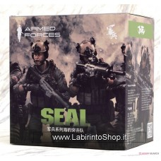 Joytoy 1/18 US Navy Seals (Completed)
