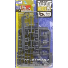 Premium Parts Collection Ultimate Joint Series Mechanical Hand 100 Angled G-Gray (Material)