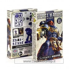 BLIND BOX collezionabile SPACE MARINE HERO 1 miniatura Citadel CASUALE Games Workshop WARHAMMER