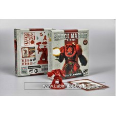 BLIND BOX collezionabile SPACE MARINE HERO 2 miniatura Citadel CASUALE Games Workshop WARHAMMER