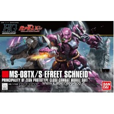 MS-08TX/S Efreet Schneid (HGUC) (Gundam Model Kits)