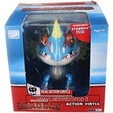 How to Train Your Dragon Action Vinyl Mini Figures 8 cm StormFly Racing Stripes