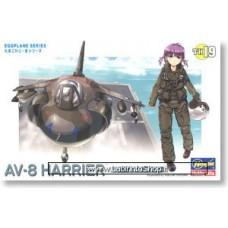 Hasegawa EggPlane Series AV-8 Harrier