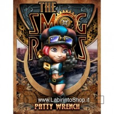 Scale 75 - The Smog Riders - Patty Wrench