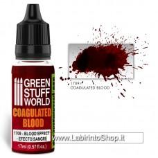 Green Stuff World Coagulated Blood