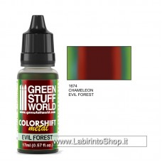 Green Stuff World Colorshift Metal Evil Forest 17ml