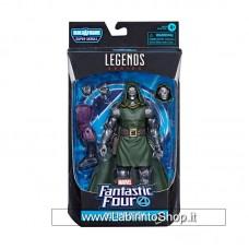 Marvel Legends Series Action Figures 15 cm Fantastic Four Doctor Doom