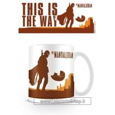 Star Wars The Mandalorian Mug This is the Way