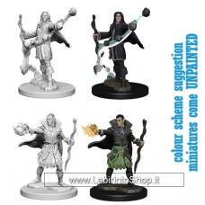 Dungeons & Dragons: Nolzur's Marvelous Unpainted Minis: Elf Male Sorcerer