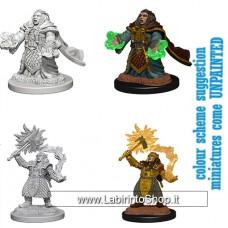 Dungeons & Dragons: Nolzur's Marvelous Unpainted Minis: Dwarf Female Cleric