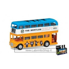 Corgi - Die Cast Model Kit - The Beatles - London Bus - Help