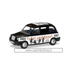 Corgi - Die Cast Model Kit - The Beatles - London Taxi - Twist and Shout