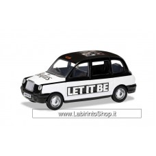 Corgi - Die Cast Model Kit - The Beatles - London Taxi - Let It Be