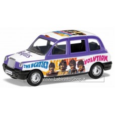 Corgi - Die Cast Model Kit - The Beatles - London Taxi - Hey Jude - Revolution