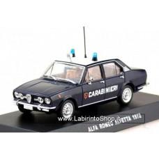 Carabinieri Alfa Romeo Alfetta 1972