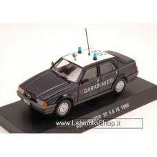 Carabinieri Alfa Romeo 75 18.8 IE 1988