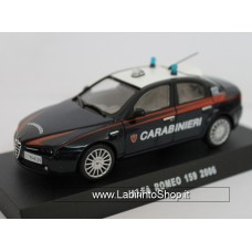 Carabinieri Alfa Romeo 159 2006