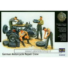 MasterBox 3560 1/35 German Motorcycle Reapir Crew