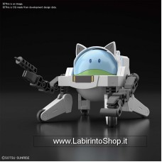 Haropla Harofitter (Gundam Model Kits)