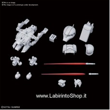 Sd Gundam Cross Silhouette Boost 2 White (Gundam Model Kits)