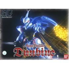 Bandai Aura Battler Dunbine (HG) (Plastic model)