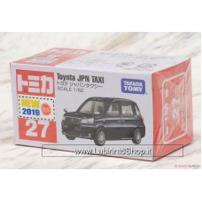 Takara Tomy - No.027 Toyota JPN Taxi (Tomica)
