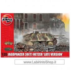 Airfix Jagdpanzer 38(t) Hetzer Late Version 1/35