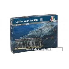 Italeri 1/72 Carrier Deck Section (Plastic model)